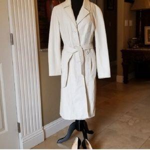 Wilsons genuine leather coat size M